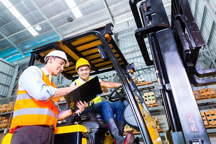 Forklift Refresher Training Melbourne